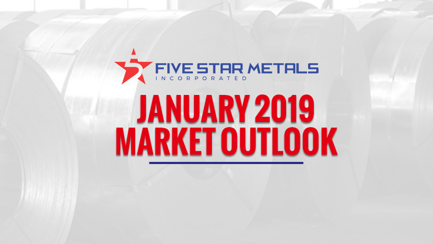 Video: January 2019 Market Outlook