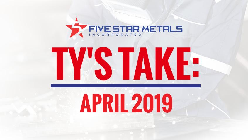 Video: Ty's Take April 2019